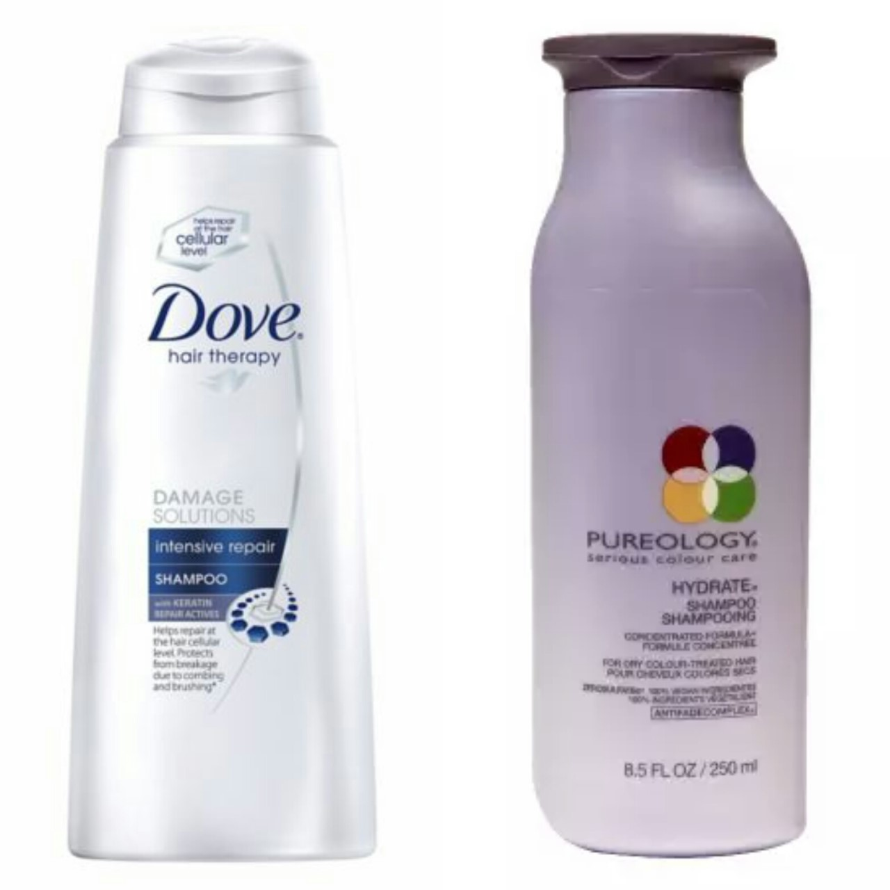 Salon shampoo vs drug store shampoo 180 degrees hair studio for 180 degree salon